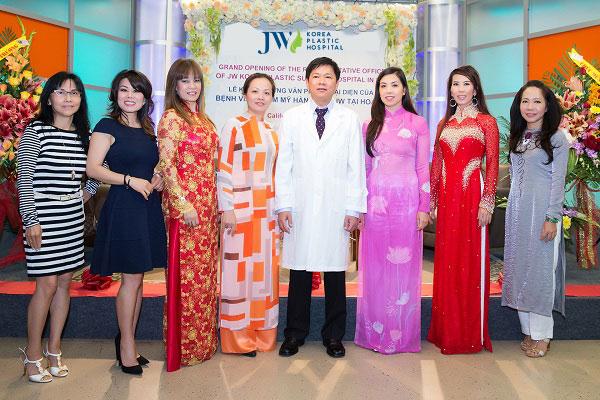 Bệnh viện Thẩm mỹ JW Hàn Quốc chi nhánh Việt Nam