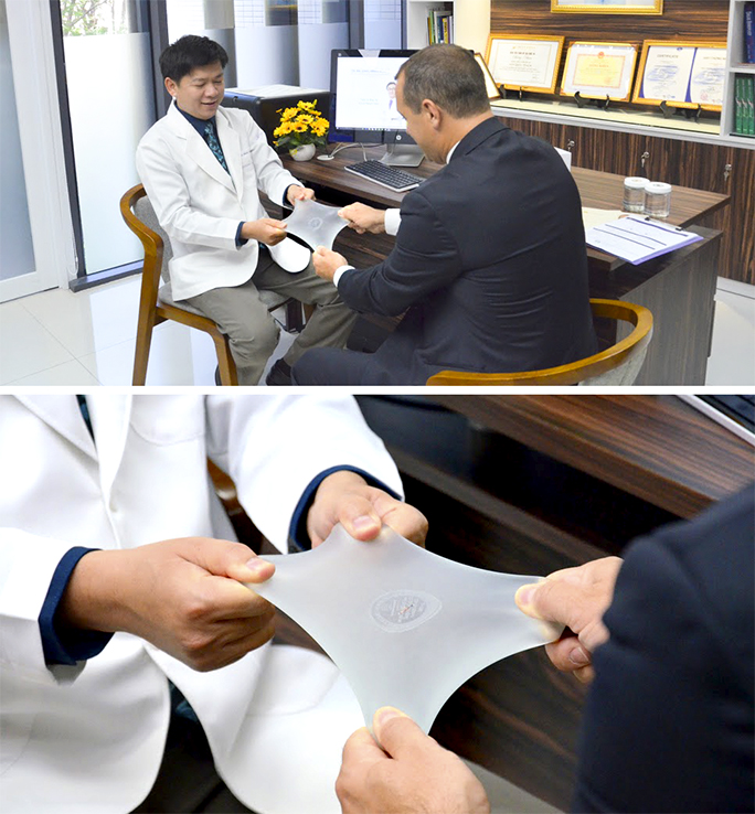Đặt túi nâng ngực Nano Chip có biến chứng không